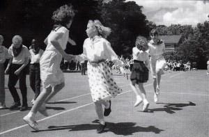 Barn dances for schools